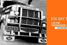 FixMyTruck / 24/7 Roadside Assistance