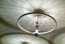Criando com rodas de bike