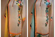 Kameez- embroidered