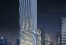 """One Brickell City Centre / Miami's """"One Brickell City Centre"""" gets the green light and is approved for construction. Towering at 1,040 sq feet over Biscayne Bay and excellent views of downtown Miami, The Atlantic Ocean and beyond."""