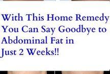 Flat Stomach Drink