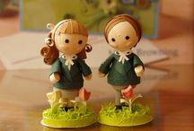 Figurine 3d
