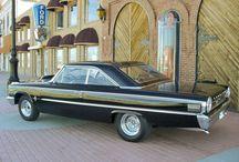 USA Cars 1963