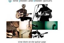 Carter|Poulsen Guitars / Guitars / by CarterPoulsen Guitars
