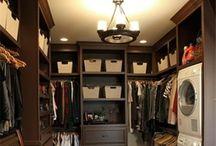 Walk In Closet/Dressing Rooms