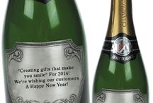 """we create gifts that make you smile"" / The Strap line comes from the reaction of one particular recipient of a magnum of champagne on the occasion of her 50th birthday, sent by a school friend."