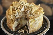 Desserts ❤️ / Baklava cheesecake
