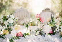 Vintage Rose Wedding Ideas