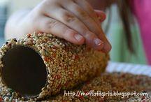 Kid crafts / by Ashley Hintze
