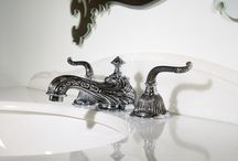 Baroque Style - Catalogue / Artistic fauctets - luxury faucets - Gold - Swarosvki - Bronces Mestre - Made in Spain