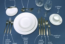 Place Settings: Please Find Your Seat / by Ooh! Events