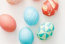 easter recipes and decor ideas / Celebrate Easter with these creative and colourful ideas!