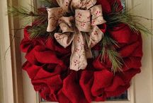 Wreaths / by Becky Holcomb
