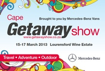 Vote for your favourite at the Getaway Show