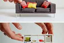Minatures- minature furniture