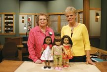 Dolls / Variety of different dolls