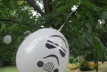 May the Force be with You - Star Wars Party Ideas