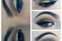eye make-up(: lovveee