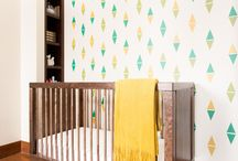 nurseries + kids rooms