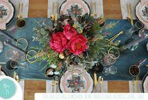 Inspiration - table setting