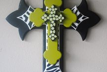 Crosses are my favorite / by Maryia Webb