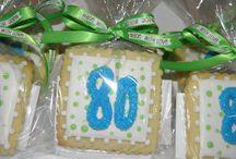 Party ideas - 80th Birthday / by Diane Lemieux