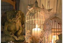 Birdcage Decor / Birdcage Decor