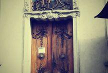 Gdańsk doors