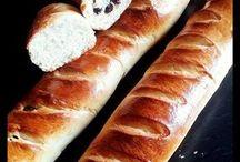 pain et baguette