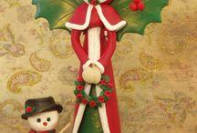 karácsony / karácsonyi díszek