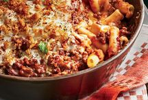 Best Pasta Recipes / Love pasta dishes? This collection contains meals using pasta! Whenever you are in the mood for a pasta meal check here! Some of these pasta recipes use chicken, beef, and delicious sauces! You can the best pasta recipes here!