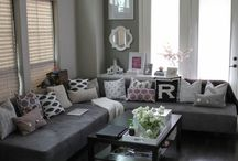 living room ideas / by Christy Vang