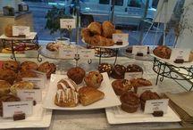 Crave Breakfast / Breakfast bagels, sandwiches, bakery, Intelligentsia Coffee!