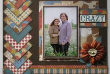 scrapbooking pages