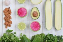 Spring foods
