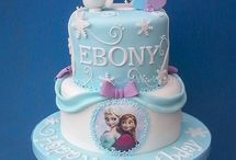 Birthday Party For Girl Frozen