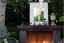 Outdoor rooms / by Mary Poblocki-Allen