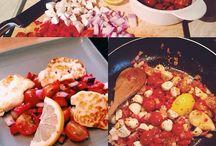 Good Food / Dish prep and final product