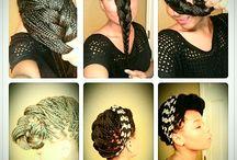 Turbante & Afro hair