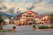 Das Hotel Bachmair Weissach