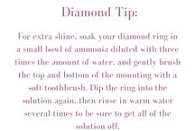 Jewelry Care / How to care for your prized pieces!