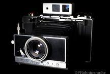 polaroid / polaroid photos & cameras