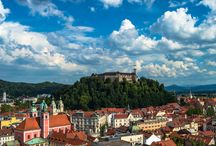 SLOVENIA / Lovely and sustainable see Slovenia from the mountains to the sea. From the capital Ljubljana and Lake Bled and beyond, travel inspiration for your next trip.