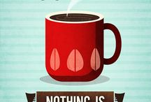 Coffee Posters / A selection of fun posters about coffee