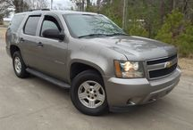 2007 Chevrolet Tahoe LS SUV For Sale at The Auto Finders Dealership in Durham NC