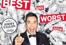 EW Best & Worst of 2014 / Entertainment Weekly's Picks for the Best & Worst Music, Books, and Movies of 2014 / by Entertainment Weekly