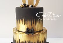 Cake man birthday