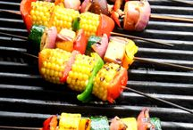 Grillin' & Chillin' / Whether your on a heavy duty commercial grill or slangin' out dishes from your food truck, these are some things to get your BBQ juices flowin'. / by FSW.com