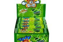 TNT / Check out the range of TNT confectionery you can buy online in bulk at Moo-Lolly-Bar -