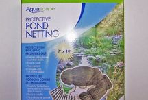 Outdoor Décor - Pond Netting